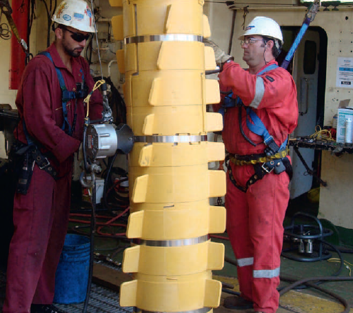 Essential Applications: Subsea VIV Suppression Strakes