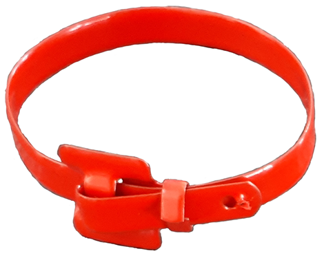 Red Band-it Tie