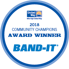 BAND-IT Receives Spirit of Hope Award