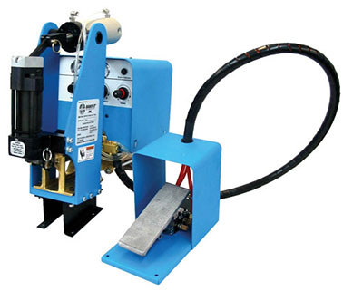 SM1700: Pneumatic Center Punch Clamp Automatic Air Tool