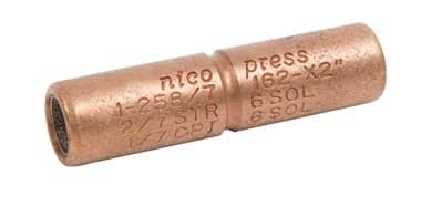 Nicopress Copper Splicing Sleeves